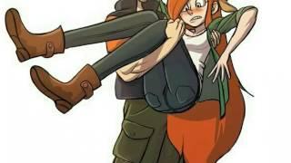 Любовь!!!:3Диппер и Венди!!!:)