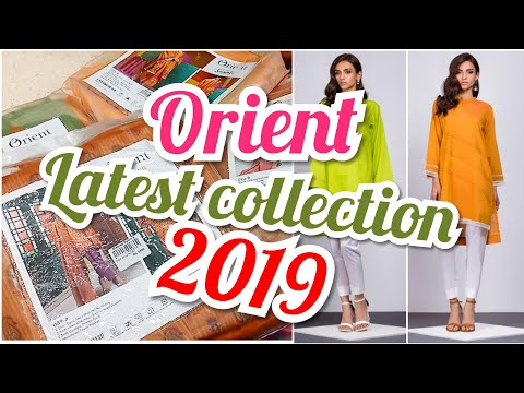 Orient Clothing latest Collection Upto 10% Off - Orient Dresses/Clothing Sale