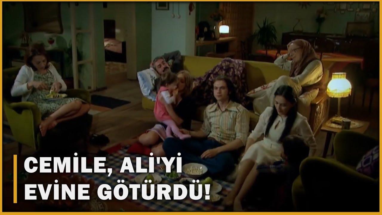 Cemile, Ali'yi Evine Götürdü! - Öyle Bir Geçer Zaman Ki 76.Bölüm