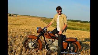 IZH56 1960 I Senas motociklas