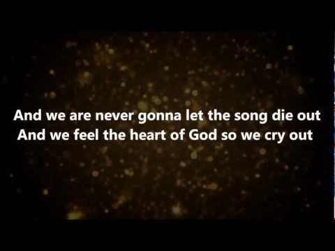 Let It Go - Jesus Culture w/ Lyrics