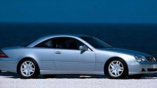 #3333. Mercedes Benz CL Class 1999 (просто невероятно)