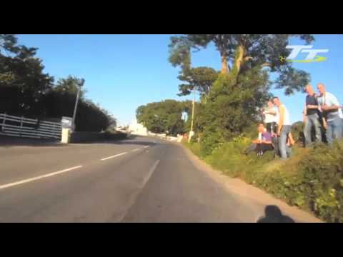 TT Lap Guide with Milky Quayle and Johnny Barton