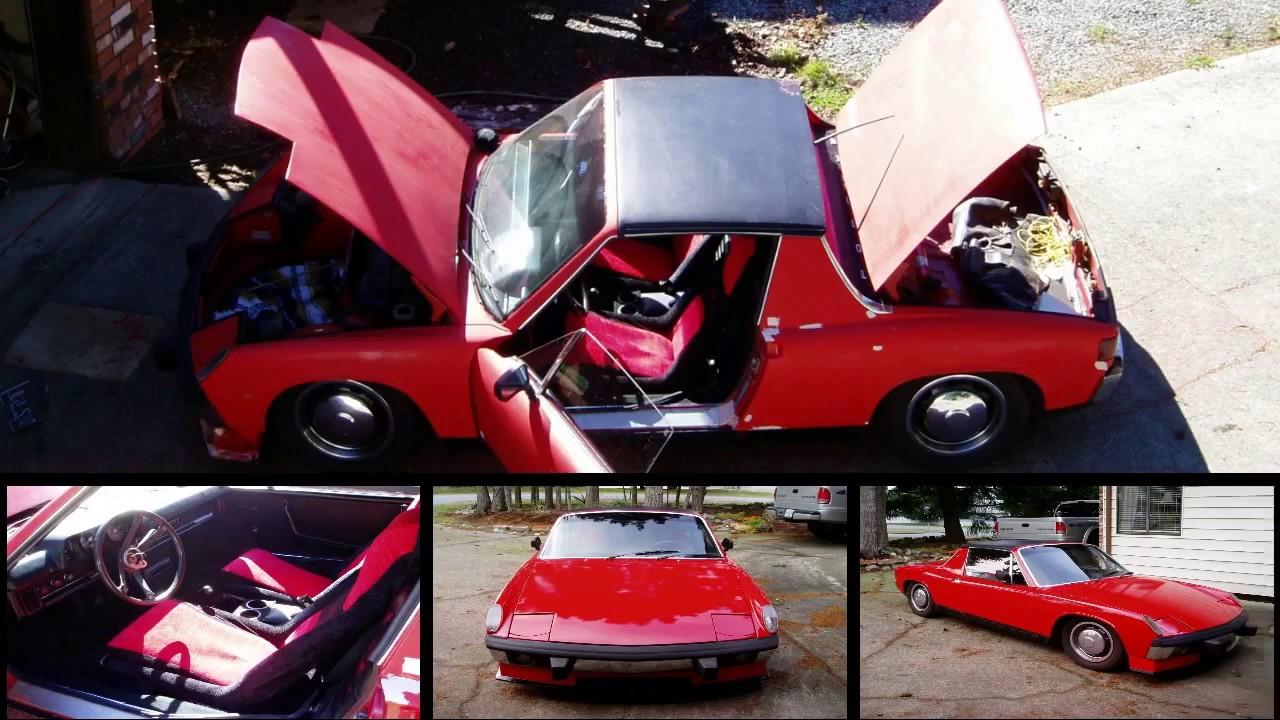 Porsche 914 Restoration Project