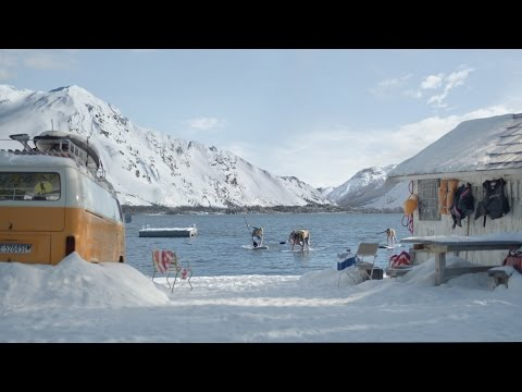 Ovomaltine TV-Spot: Stand Up Paddling | DE
