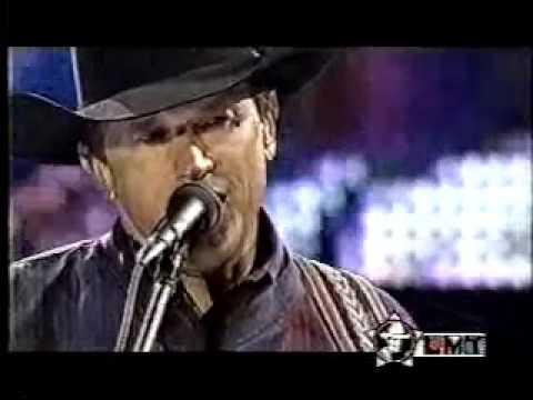 George Strait I Cross My Heart 1999 Tampa Raymond James Stadium