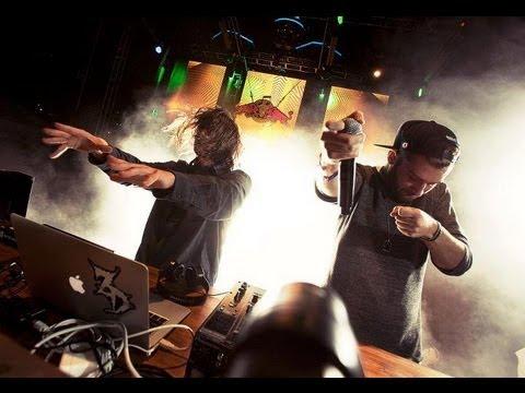 ZEDS DEAD & OMAR LINX  @ SHAMBHALA MUSIC FESTIVAL 2012