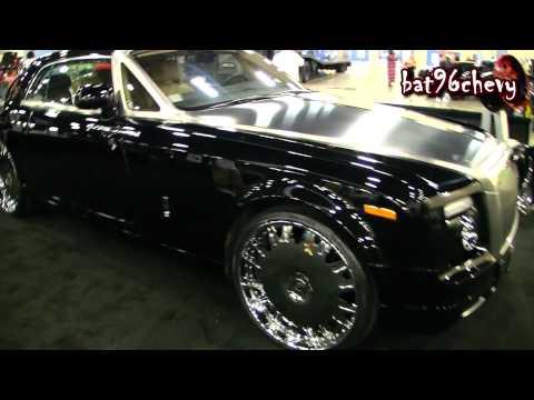 Rolls Royce Phantom Coupe on 26