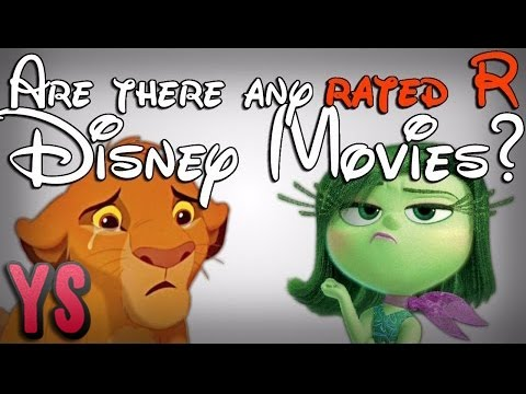 Are There Any Rated R Disney Movies?   Yellow Syrup - YouTube