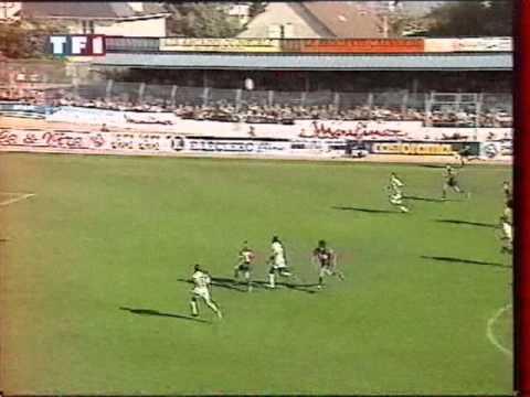 SM Caen - Olympique de Marseille (Saison 1991-1992 - 6ème Journée - 2ème mi-temps)