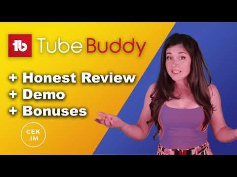 Tubebuddy Tutorial 2020 - Honest Review and Bonuses - Free Upgrade Tubebuddy Pro License