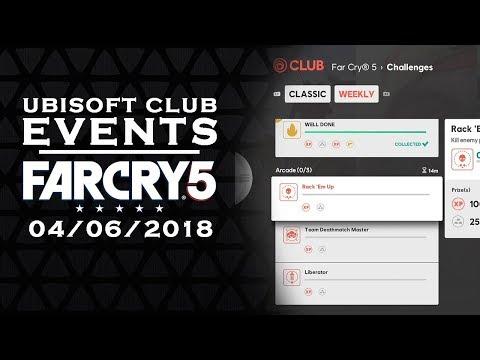 FAR CRY 5 - UBISOFT CLUB EVENTS | Week #2 [FC5]
