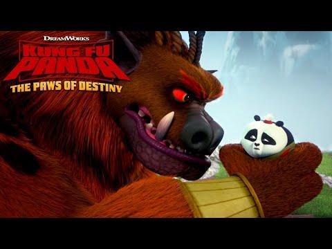 Demonic Interruption  KUNG FU PANDA: THE PAWS OF DESTINY