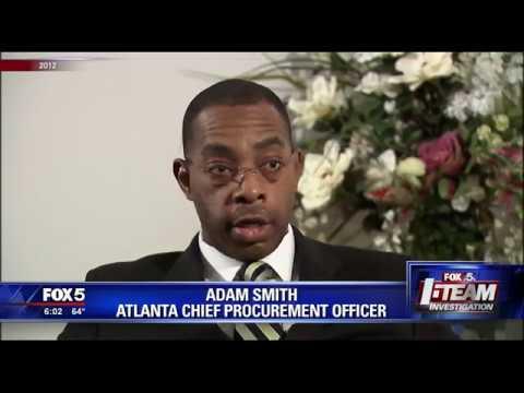 I-Team: FBI Seizes Atlanta Chief Procurement Officer's Computer