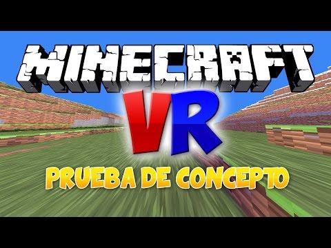 MINECRAFT VR | VÍDEOS EN 360º | Experimento de realidad virtual | MANUCRAFT