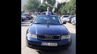 Купил Audi A4 B5 Quattro за 1000$