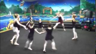 Shout Hosanna! - Donut Man (Ballet Style!)