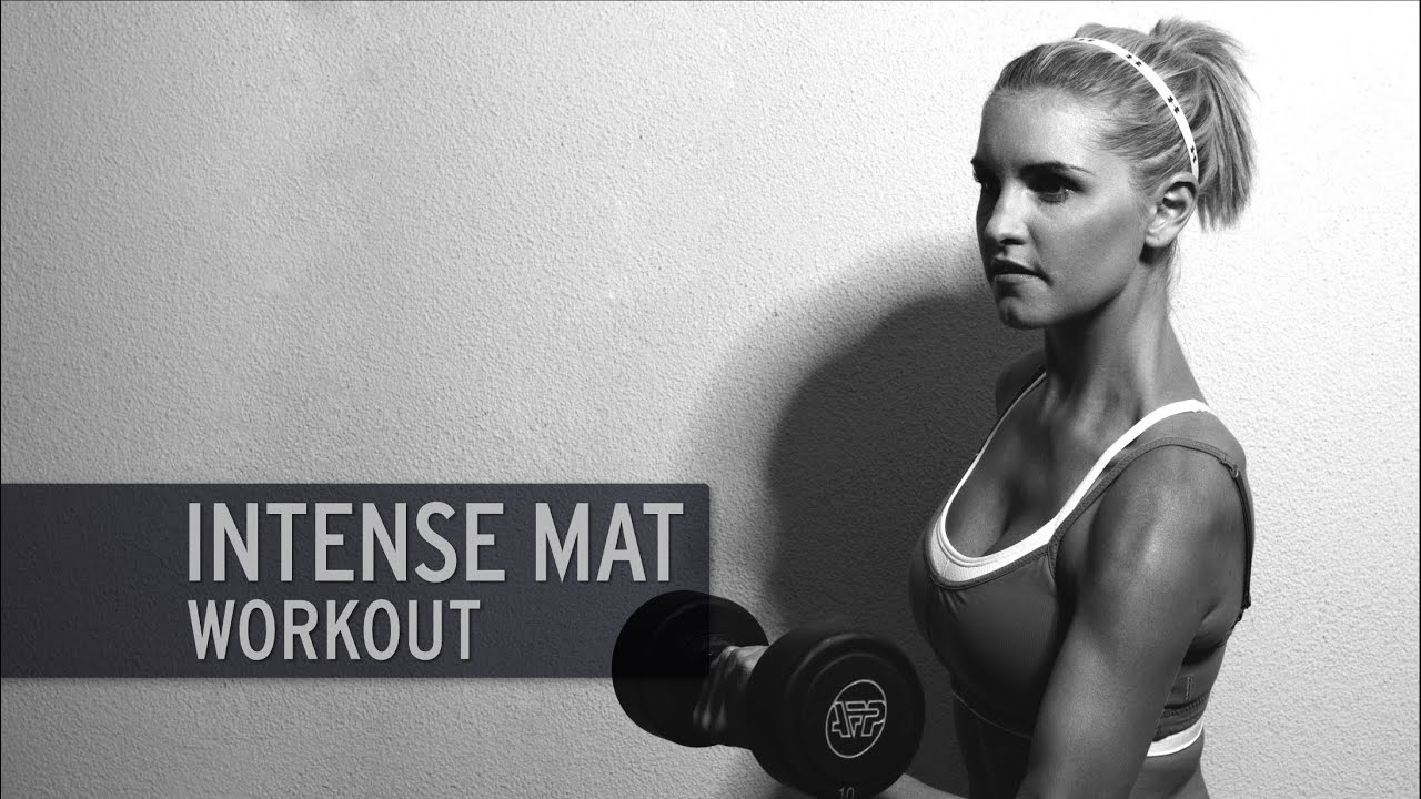 XHIT: Intense Mat Workout
