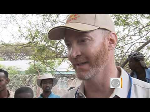 Daily struggle for refugees in Kenya camp