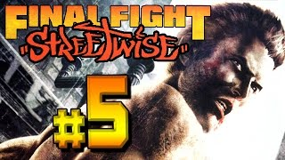 Final Fight Streetwise - part 5 gameplay (PS2, XBOX) 3D Beat'em up [SLUS-21238]