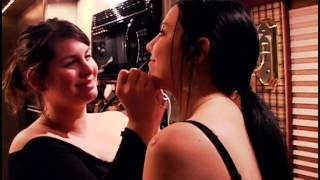 Evanescence - anywhere but home  Behind the scenes -PART 1