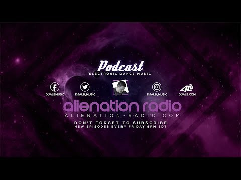 Alienation Radio #96 Special Guest: DJ Brandon (Maryland USA)