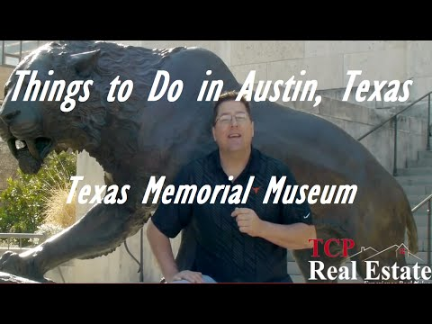 Things to Do in Austin, Texas - Texas Memorial Museum on The University of Texas at Austin Campus