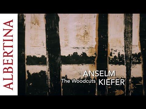 Anselm Kiefer | The woodcuts