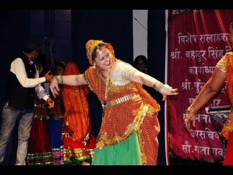 #UTTARAKHANDI HIT SONG Devbhomi Lok Kala Udgam Charitable Trust Uttarakhand Disaster Show Mumbai