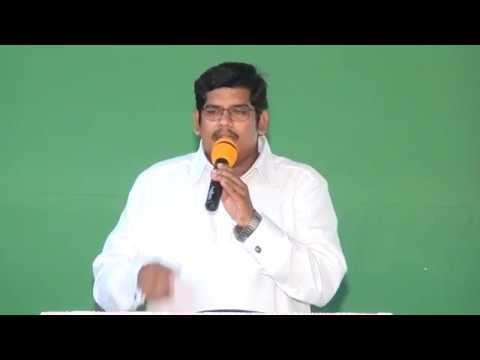Telugu Christian Message by Rev John Mangacharyulu in Jaggayyapet 2017