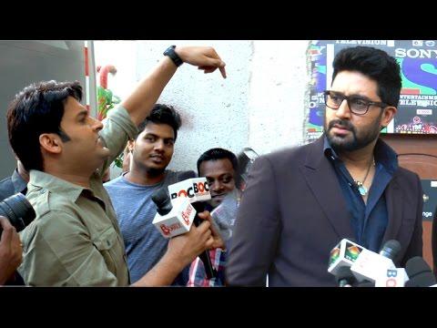 Kapil Sharma COMEDY Insult To Abhishek Bachchan In PUBLIC