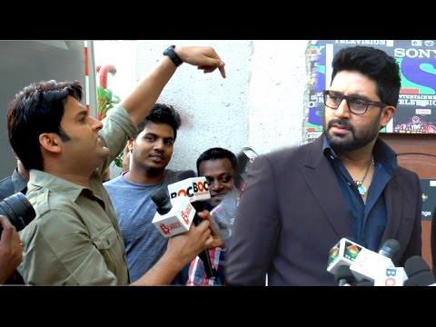 Kapil Sharma COMEDY Insult To Abhishek Bachchan In PUBLIC