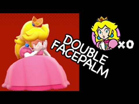 I MADE PRINCESS CRY YALL [SUPER MARIO WORLD 3D]