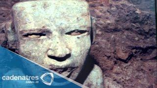 Hallan una ofrenda prehispánica en las entrañas de Teotihuacán