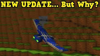 Minecraft 1.6.1 Update & 1.7.0.7 OUT NOW - With Nothing??