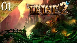 Trine 2 Together #01 - Die Macht der Planken! [Complete Story | blind!]