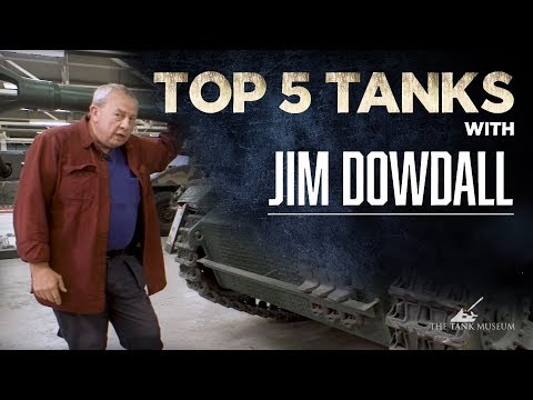 Top Five Tanks - Stuntman Jim Dowdall