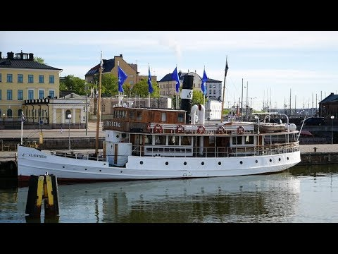 Runeberg, Ship (Helsinki, Finland)