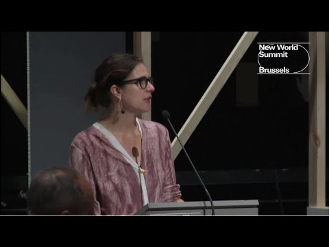 New World Summit: Stateless State. Rebecca Gomperts (Women on Waves)