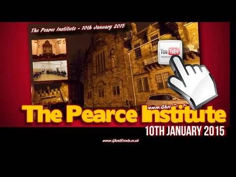 The Pearce Institute - Jan 10th 2015 Investigation