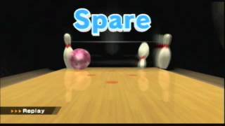 Wii Sports Bowling: Split Conversions thumbnail