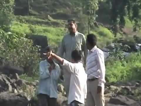Saputara (Gujarat Tourist Places) Gira Falls.