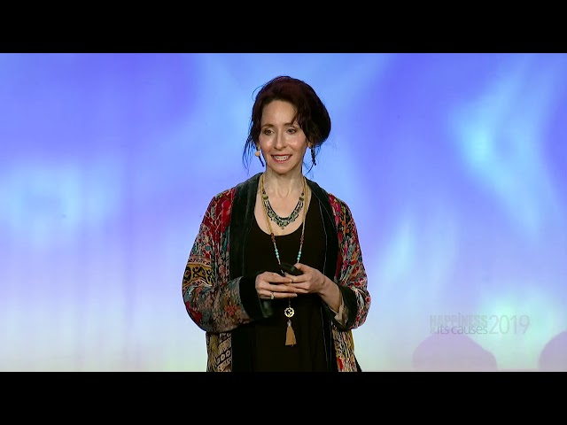 THE TELOMERE EFFECT: LIVING HEALTHIER, LONGER with Prof Elissa Epel at Happiness & Its Causes 2019