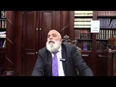 הרב אשר ועקנין - Date With Rabbi Asher Vaknin -Importance Of Eating Kosher Food