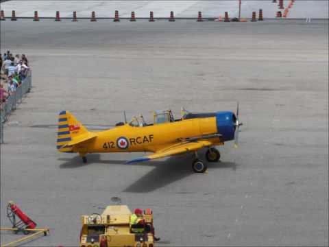 2017 CANADIAN WARPLANE HERITAGE MUSEUM Fathers Day Show