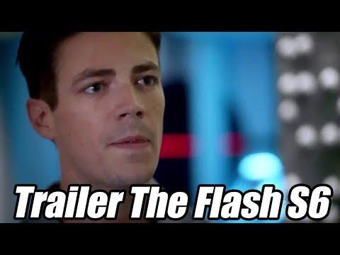 The Flash Temporada 6 TRAILER (Sub Español) San Diego Comic Con 2019