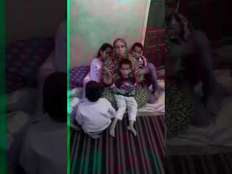 أرملة بمدينة العيون تهدد بإضرام النار بنفسها وأبنائها بعد حرمانها من بطاقة إنعاش