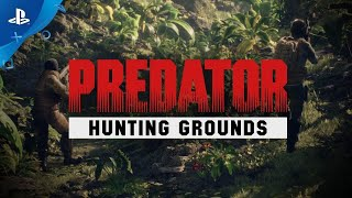 PS4™ I Predator: Hunting Grounds 공개 트레일러