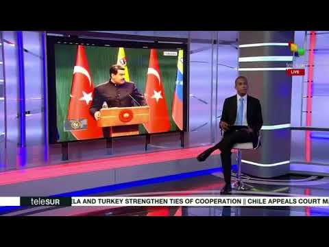From The South 10-06 : President Maduro's visit to Turkey