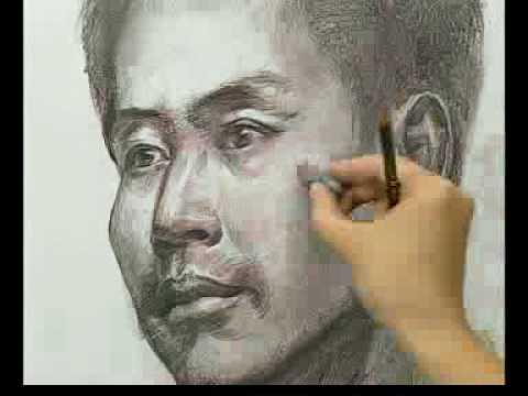 Xem video clip Video dạy vẽ chân dung   Video hấp dẫn   Clip hot   Soha vn